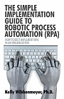 Portada: The simple implementation guide to robotic process automation